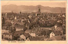 5KT 48 CPA - COLMAR - VUE GENERALE - Colmar