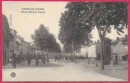 Pont De Vaux-Place Michel Poisat - Pont-de-Vaux