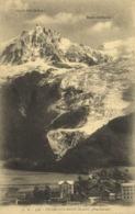 CHAMONIX MONT BLANC Aig Du Midi Glacier Des Bossons RV - Chamonix-Mont-Blanc