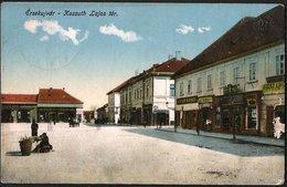 Slovakia / Hungary: Érsekújvár (Nové Zámky / Neuhäus), Kossuth Square  1914 - Slovakia