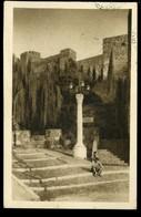 Malaga Entrada A La Alcazaba 1956 Arilva - Málaga