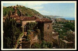 Malaga Vista De La Alcazaba Dominguez - Málaga