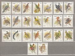BIRDS South Africa Ciskei 1991 23 V MNH (**) #20970 - Non Classés