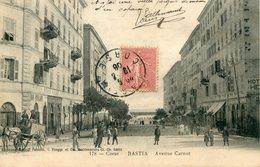 -2B-CORSE- BASTIA - Avenue  Carnot - Bastia