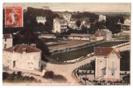Saint-Jean-de-Luz - Vue Sur Les Villas Et L'Hôtel Du Golf - édit. LL. Lévy 38 + Verso - Saint Jean De Luz