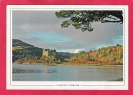 Modern Post Card Of Castle Tioram,Island Eilean Tioram In Loch Moidart, Lochaber, Highland, Scotland.,P66. - Ecosse