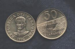 PARAGUAY - 50  Guarani 1992 - Paraguay