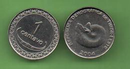TIMOR DEL ESTE - 1 CENTAVO  KM1 - Timor