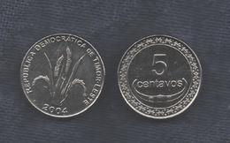 TIMOR DEL ESTE - 5 CENTAVOS   2004 - Timor