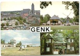 Genk - Limburgse Zoo - Markt - Bokrijk - Vliegveld - Genk
