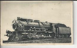 Chemin De Fer Du Nord Locomotive Consolidation - Matériel