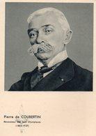 Pierre De Coubertin - Rénovateur Des Jeux Olympiques - Personajes Históricos