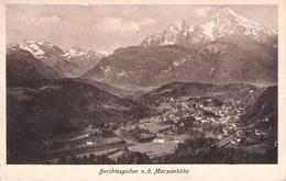 BERCHTESGARDEN - AK 1920 -> BERLIN - LICHTENFELDE //ak7 - Berchtesgaden
