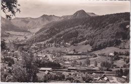 63 - LE MONT DORE - VUE GENERALE AVEC LA GARE - Le Mont Dore