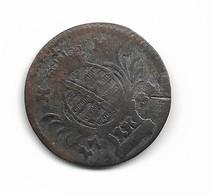 Kreuzer De Joseph Friedrich Duc De Saxe Hildburghausen 1784 - Petites Monnaies & Autres Subdivisions
