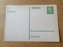 K2 Deutsches Reich Ganzsache Stationery Entier Postal P 180I - Germania