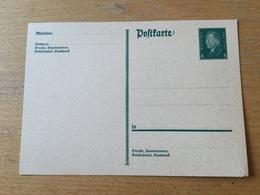 K2 Deutsches Reich Ganzsache Stationery Entier Postal P 181I - Germania
