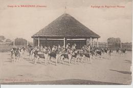 CAMP DE LA BRACONNE équipage Du Piqu'avant - MORNAC - Sonstige Gemeinden