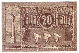 Österreich Austria Notgeld 20 HELLER FS734I PERNAU /173M/ - Autriche