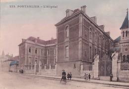PONTARLIER                L  HOPITAL          COLORISEE - Pontarlier