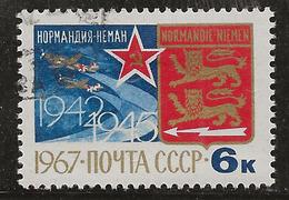 Russie 1967 N° Y&T : PA. 123 Obl. - 1923-1991 UdSSR