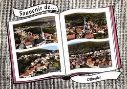 CPSM 67 SOUVENIR D OFFWILLER   Grand Format 15 X 10,5 Cm - Autres Communes