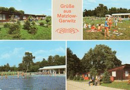 BRD - MV: 19 372 Matzlow- Garwitz, 4 Bilder - Unclassified