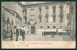 Padova  Università Piazza Municipio FP P159 - Padova (Padua)