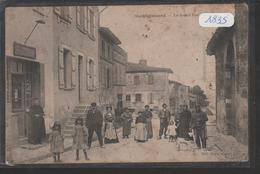 Cpa 1835 Montgiscard La Grand'rue - Altri Comuni