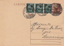 Italie Entier Postal Pescaro 1946 - 6. 1946-.. Repubblica