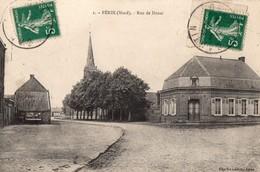 CPA - 59 - FERIN - Rue De Douai - France