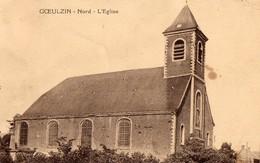 CPA - 59 - GOEULZIN - L'Eglise - France