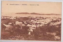 Nouméa (Nouvelle-Calédonie) - Centre De La Ville - Nouvelle Calédonie