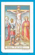 Holycard    St. Augustin   51 - Images Religieuses