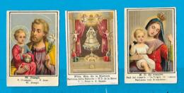 Holycard    3 Pieces - Devotieprenten