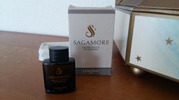 ACHAT IMMEDIAT;;;;MINIATURE SAGAMORE DE LANCÔME 7,5 ML EAU DE TOILETTE POUR HOMME - Miniatures Men's Fragrances (in Box)