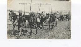 CPA -  Guerre 14/18 - Arrivée De Lanciers Hindou - Editeur Roure Marseille  - N°32 - - Guerre 1914-18