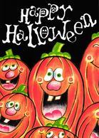 CPM FETES - HAPPY HALLOWEEN - Halloween