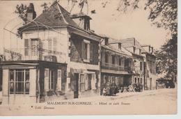 MALEMORT SUR CORREZE Hotel Et Café Simon - Sonstige Gemeinden
