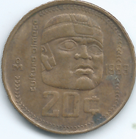 Mexico - 20 Centavos - 1983 Mo - KM491 - Mexico