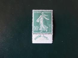 """FRANCE Type  Semeuse """"Phéna"""" N° 188  Neufs Sans Charnière  Voir  Scan - 1906-38 Semeuse Con Cameo"""