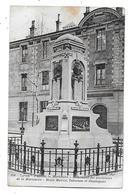 69  - CPA  De  LYON  - Place De La Martinière - Monument Des Fondateurs De La Martinière, Major MARTIN , TABAREAU , DUP - Other
