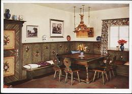 AK/CP Propaganda  Hitler  Obersalzberg  Haus Wachenfeld       Ungel/uncirc.1933-45   Erhaltung/Cond. 1-  Nr. 01008 - War 1939-45