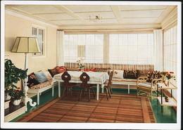 AK/CP Propaganda  Hitler  Obersalzberg  Haus Wachenfeld       Ungel/uncirc.1933-45   Erhaltung/Cond. 1-  Nr. 01009 - Guerra 1939-45