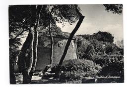 Cartolina-Postcard Gran Formato, Viaggiata (sent), Marsala, Bastione Saraceno - Marsala