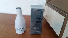 ACHAT IMMEDIAT;;;;MINIATURE CKIN2U FOR HIM - CALVIN KLEIN - 15 ML EAU DE TOILETTE - Miniatures Men's Fragrances (in Box)