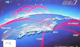 Telecarte Japan * CHINE Reliée (159) CHINA Verbunden - CHINA  Related - Phonecard - - Paysages