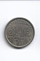 REUNION   PIECE   DE  2  FRANCS   1948  ESSAI - Réunion