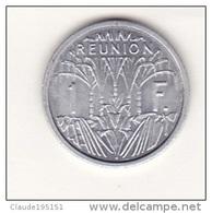 REUNION   PIECE   DE  1  FRANC   1948  (AILE) - Réunion