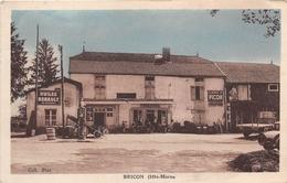 ¤¤  -   BRICON   -  Garage , Pompe à Essence , Café     -  ¤¤ - France
